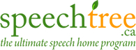 Speechtree logo
